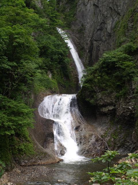 松見の滝:高原でお会いしましょ...